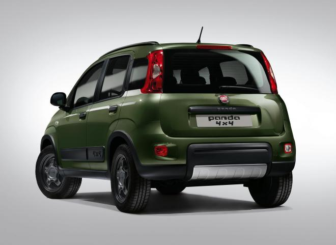 Fiat Panda City Cross e 4x4 2017