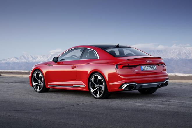 Audi RS 5 Coupè