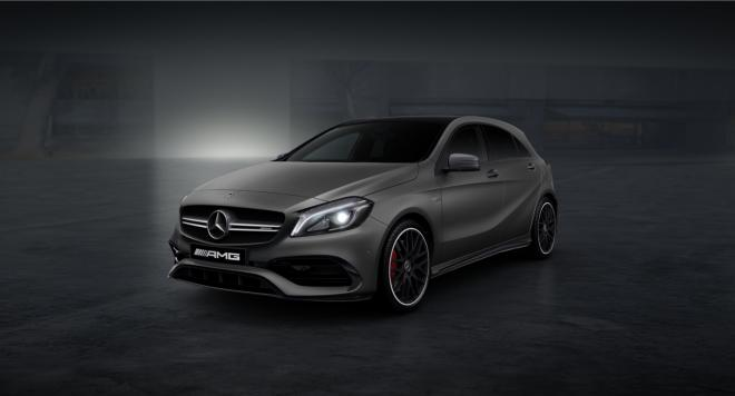 Mercedes AMG A45 4Matic Edition 50