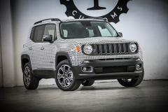 Garage Italia Customs Jeep Renegade Womanity